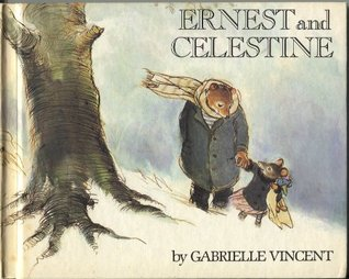 Breakfast Time, Ernest and Celestine  by  Gabrielle Vincent