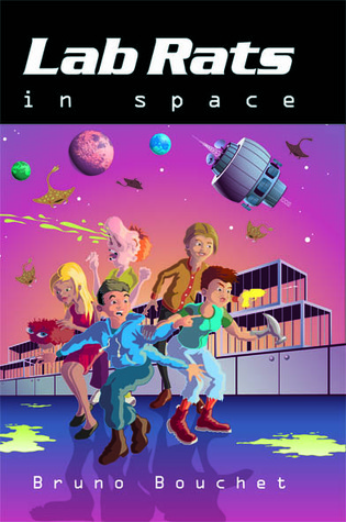 Lab Rats in Space  by  Bruno Bouchet