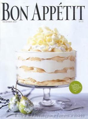 Bon Appétit December 2007  by  Bon Appétit Magazine