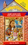 Mary Anne and Too Many Babies (The Babysitters Club, #52) Ann M. Martin