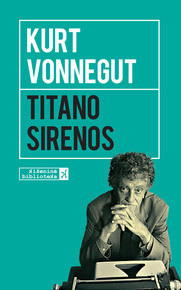 Titano sirenos  by  Kurt Vonnegut
