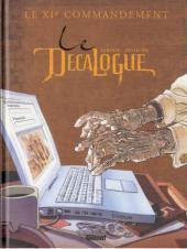 Le Décalogue, Tome 11: Le XIe commandement Frank Giroud