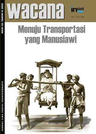 Menuju Transportasi yang Manusiawi Darmaningtyas