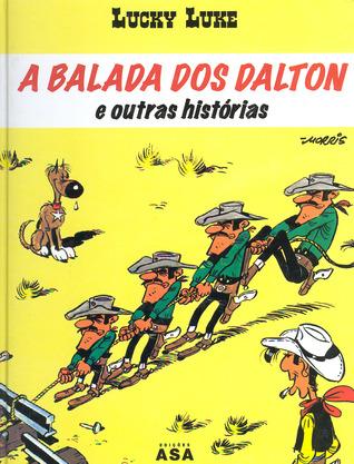 A Balada dos Dalton e Outras Histórias  by  Morris