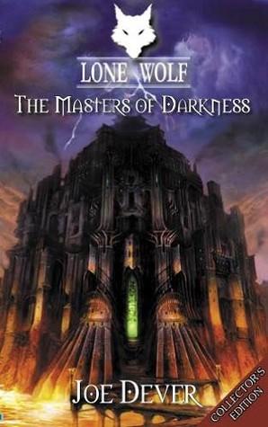 The Master of Darkness (Lone Wolf, #12) Joe Dever