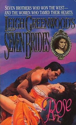 Violet (Seven Brides, #6)  by  Leigh Greenwood