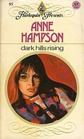 Dark Hills Rising  by  Anne Hampson