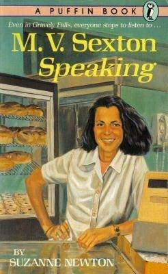 M.V. Sexton Speaking  by  Suzanne Newton