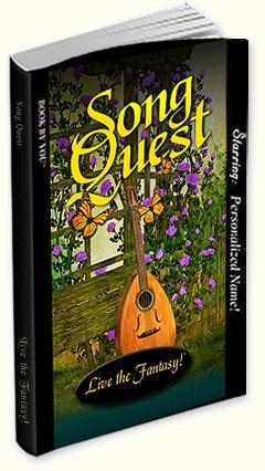 Song Quest Christine E. Schulze