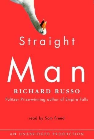 Straight Man: A Novel Richard Russo
