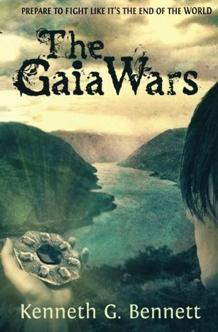 The Gaia Wars (Gaia Wars, #1)  by  Kenneth G. Bennett