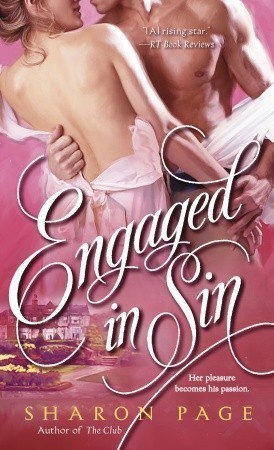 Engaged in Sin Sharon Page