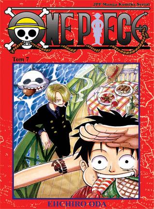 One Piece. Tom 7. Gówniany Dziadyga (One Piece, #7)  by  Eiichiro Oda