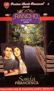 My Grumpy Amore (Rancho Estate, #4) Sonia Francesca