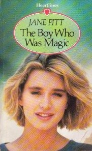 The Boy Who Was Magic  by  Jane Pitt