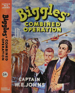 Biggles Combined Operation  by  W.E. Johns