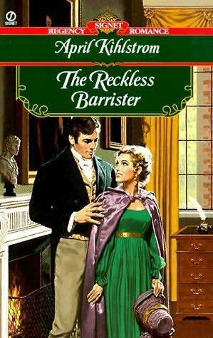 The Reckless Barrister (The Langfords, #1)  by  April Kihlstrom