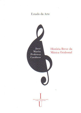 História Breve da Música Ocidental  by  José Maria Pedrosa Cardoso