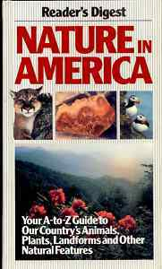 Nature in America  by  Readers Digest Association