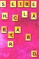 Death By Scrabble Charlie Fish