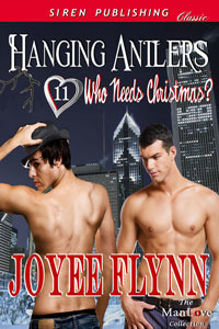 Hanging Antlers (Who Needs Christmas? #11)  by  Joyee Flynn