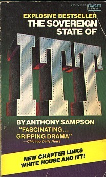 The Soverign State of ITT Anthony Sampson
