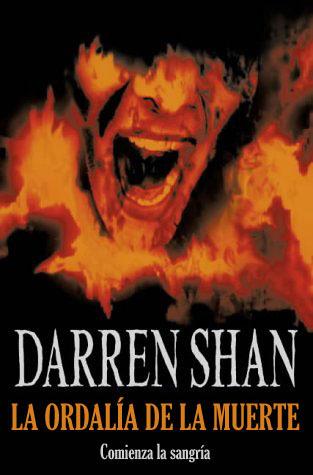 La Ordalía de la Muerte (La Saga de Darren Shan, #5)  by  Darren Shan