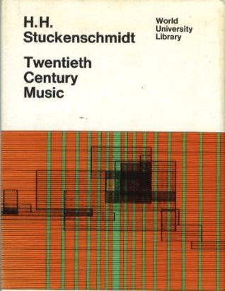 Arnold Schoenberg  by  Hans Heinz Stuckenschmidt