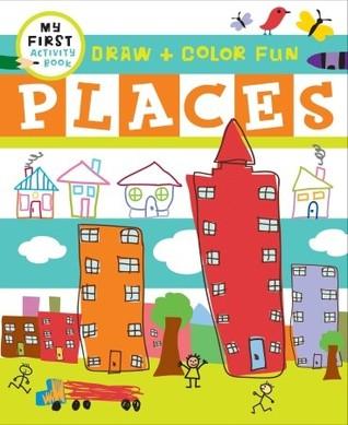 Draw + Learn: Places  by  Harriet Ziefert