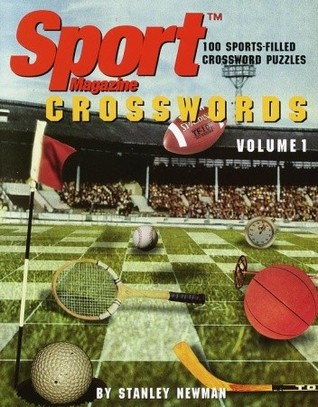 Sport Magazine Crosswords, Volume 1 Stanley Newman