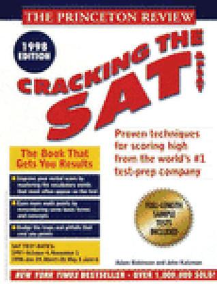 PR Cracking the Sat-98  by  Adam Robinson