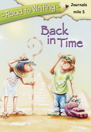 Back in Time  by  Golden Books