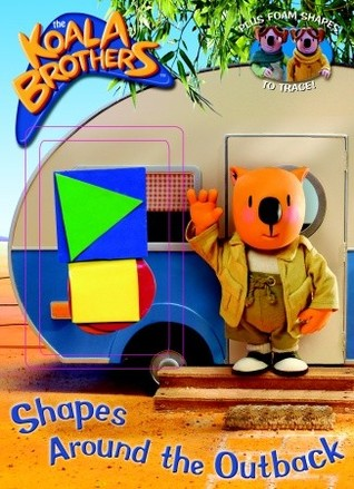 Shapes Around the Outback Golden Books