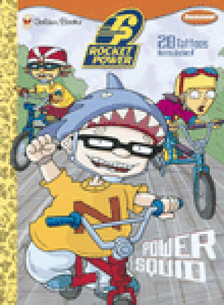 Power Squid!  by  Golden Books