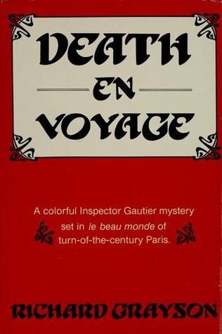 Death En Voyage  by  Richard Grayson