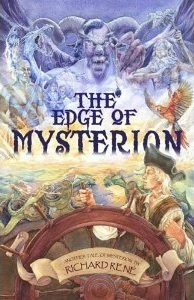 The Edge of Mysterion (Mysterion, #2)  by  Richard Rene