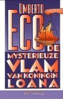 De mysterieuze vlam van koningin Loana  by  Umberto Eco
