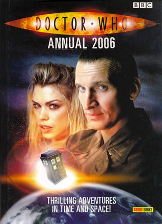 Doctor Who Annual 2006  by  Clayton Hickman