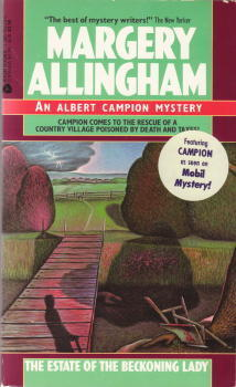 The Estate of the Beckoning Lady (Albert Campion Mystery #13)  by  Margery Allingham