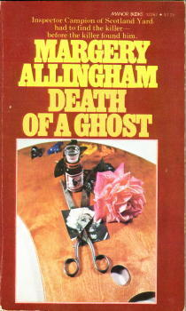 Death of a Ghost (Albert Campion Mystery #6)  by  Margery Allingham