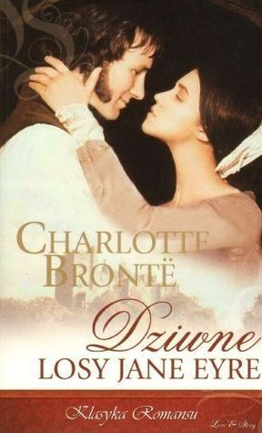 Dziwne Losy Jane Eyre Charlotte Brontë