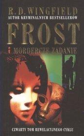 Frost i Mordercze zadanie  by  R.D. Wingfield