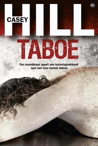 Taboe (CSI Reilly Steel, #1) Casey Hill