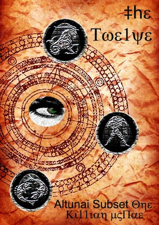 The Twelve: Altunai Subset One Killian McRae
