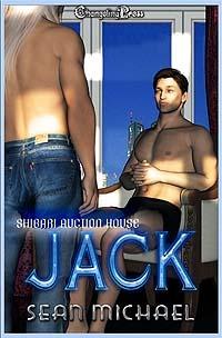 Jack (Shibari Auction House, #1)  by  Sean Michael