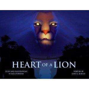 Heart of a Lion Jaq Avetisyan