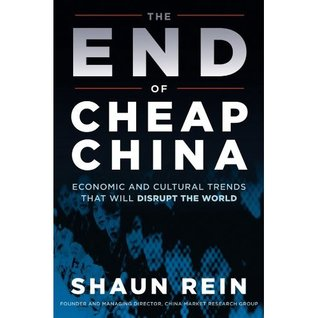 End of Copycat China  by  Shaun Rein
