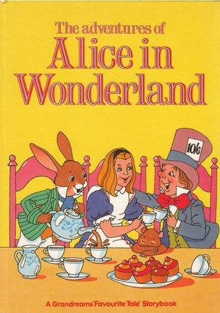 The Adventures Alice in Wonderland  by  Lewis Carroll