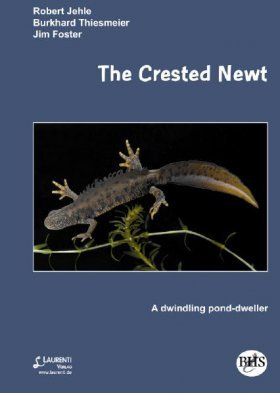 The Crested Newt: A Dwindling Pond Dweller  by  Robert Jehle