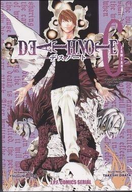Death Note, Tom 6: Zamiana (Death Note, #6)  by  Tsugumi Ohba
